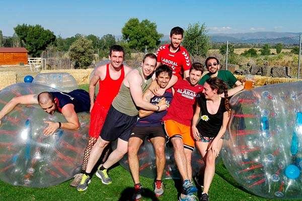 futbol-burbuja-divertido