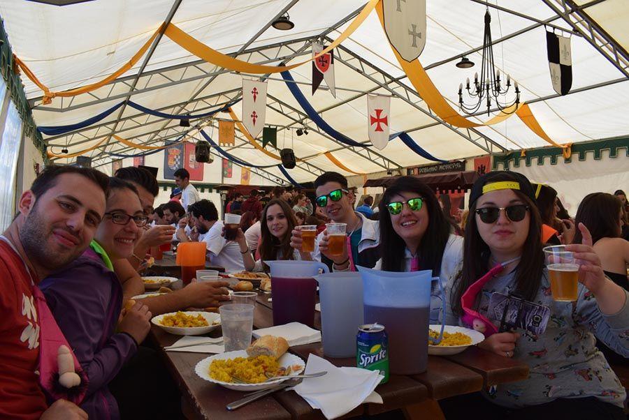 RESTAURACIÓN 1 - Fiestas de graduación en Salamanca