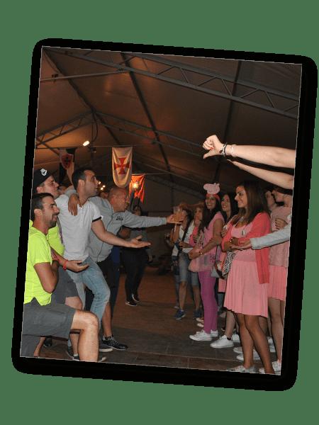 salon 4 min - Restaurante y zona baile para despedidas en Salamanca