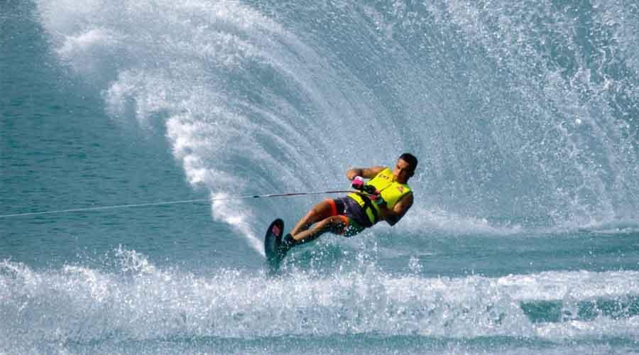 ski - Actividades acuáticas para una despedida