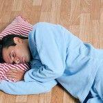 dormir 150x150 - Accesorios típicos en una despedida
