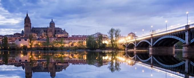 Salamanca noche - Salamanca una ciudad con mucha diversión