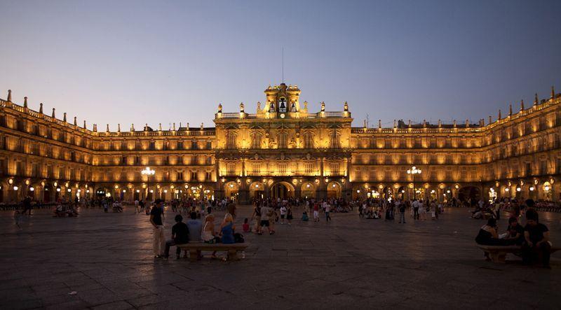 Salamanca - Salamanca una ciudad con mucha diversión