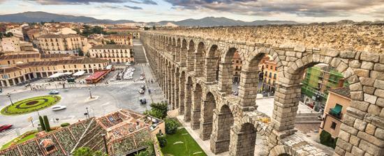 Acueducto Segovia - Segovia una ciudad histórica cargada de tradiciones