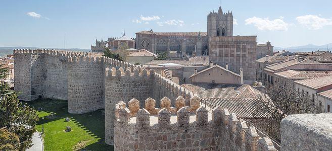 Catedral Avila - Avila toda una ciudad por descubrir