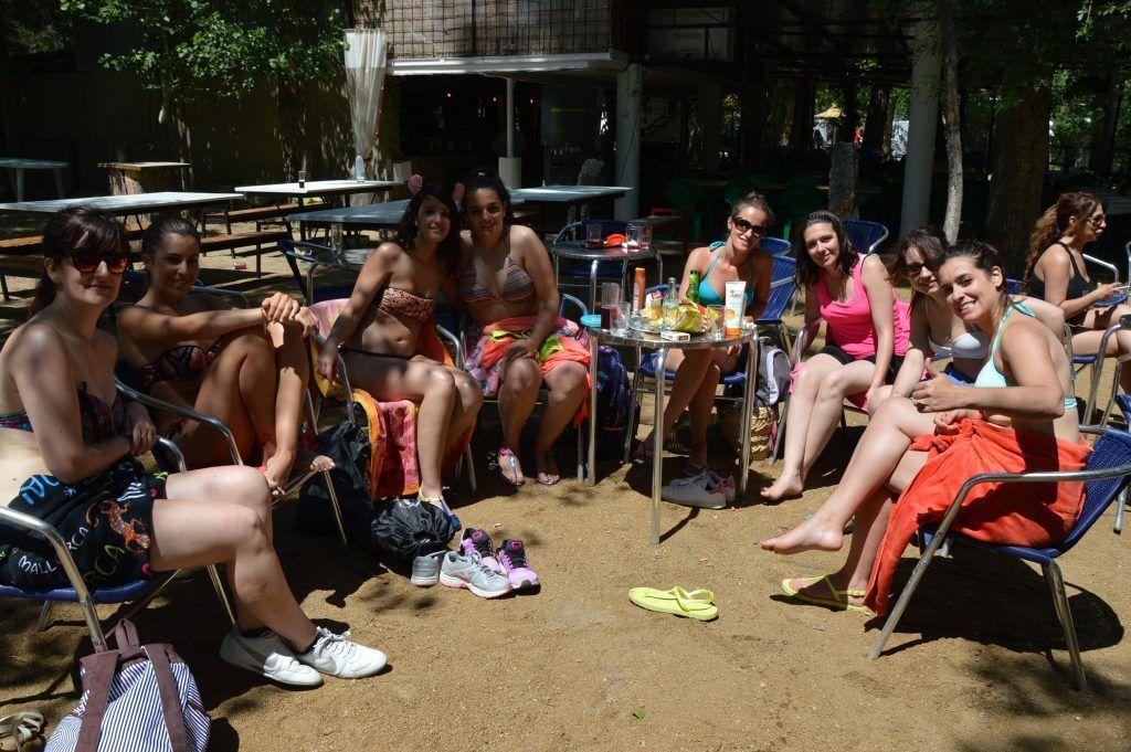 Chiringuito Despedidas 1024x681 - Rio Playa, la Piscina natural de Salamanca