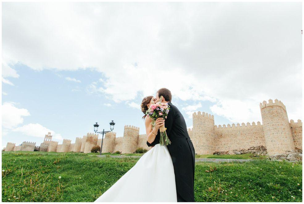 boda avila - Avila toda una ciudad por descubrir