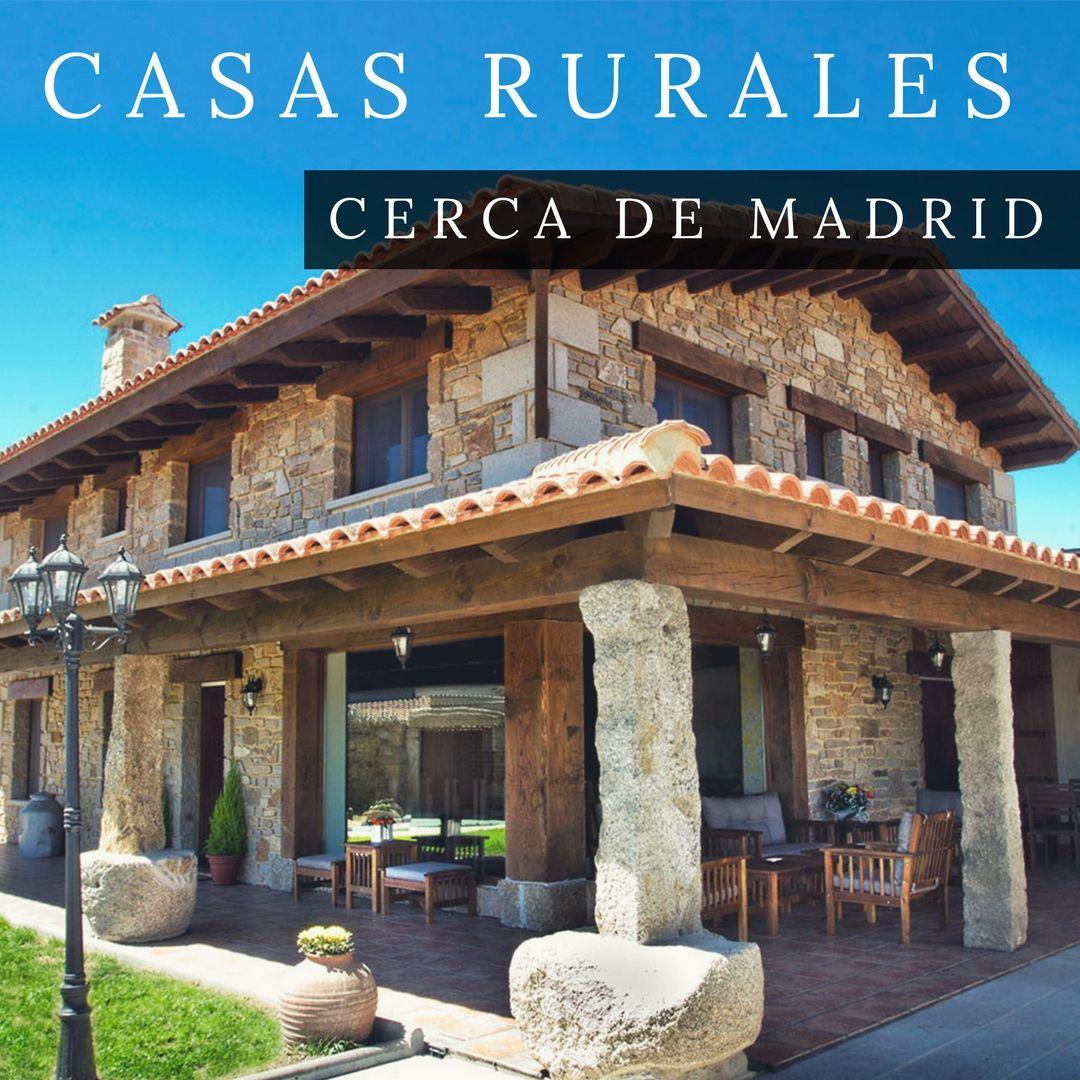 Casas rurales cerca de Madrid - Casas rurales cerca de Madrid