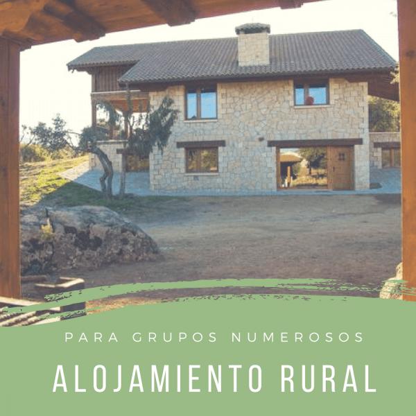 Casas rurales para 15 personas poblado medieval - Casa rural 16 personas ...