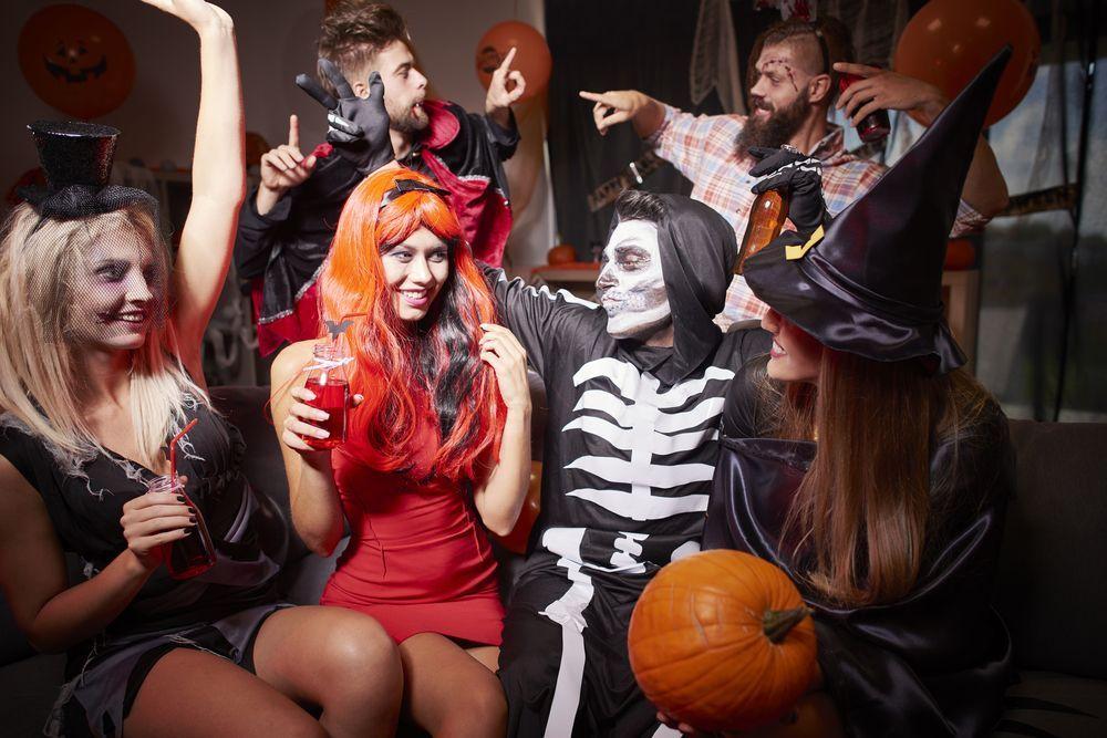 Halloween en Salamanca - Fiesta Halloween en Salamanca