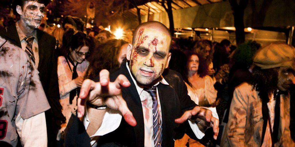 Halloween Puente del Congosto 1024x512 - Ávila disfruta del Halloween más divertido del momento