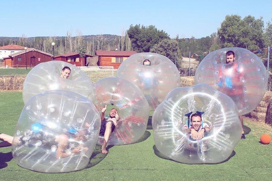 Paintball en Salamanca y otras actividades para despedidas 3 - Team building cerca de Madrid