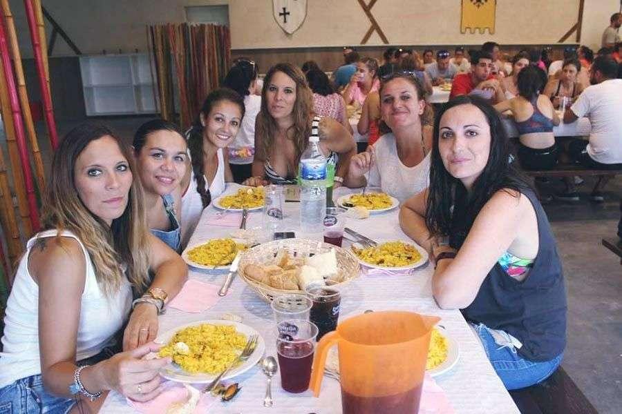 Cena despedida salamanca 1 - Cena para despedida de soltera en Salamanca