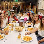 Cena despedida salamanca 2 150x150 - Fiestas universitarias en Salamanca