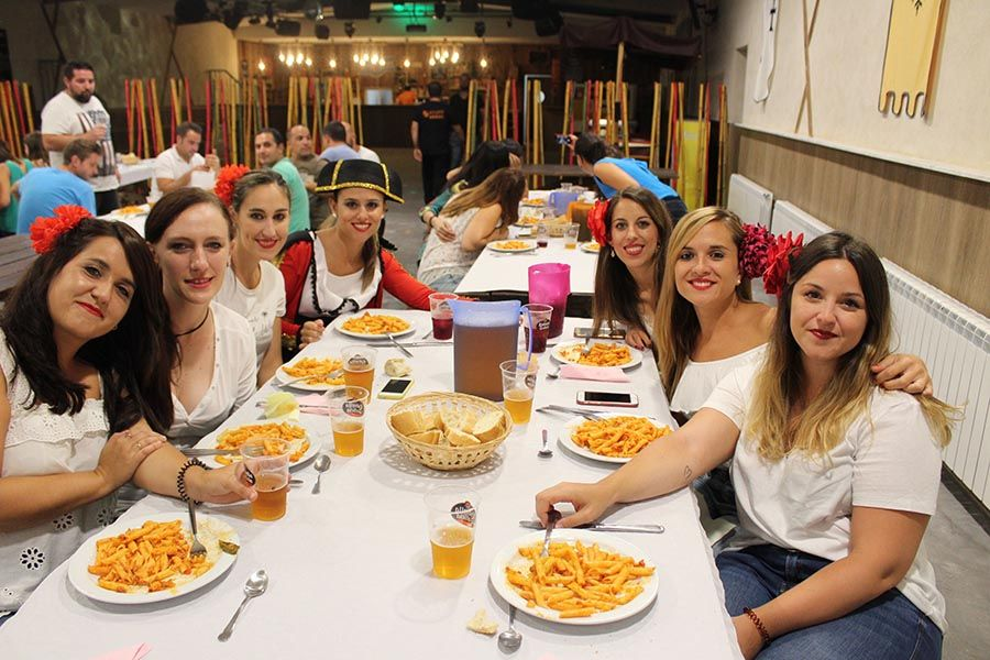 Cena despedida salamanca 2 - Cena para despedida de soltera en Salamanca