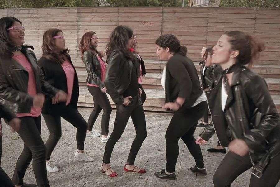 clases baile despedidas soltera 1 - Clases de baile ideales para despedidas de soltera