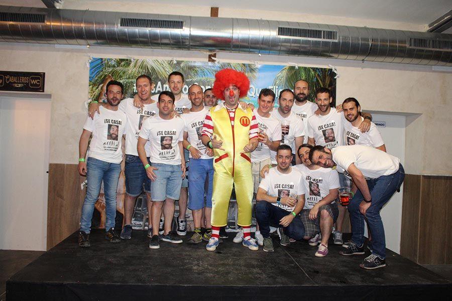 Escapadas de solteros a Salamanca 1 - Disfraces para despedidas originales
